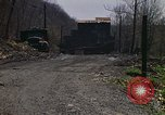 Image of Abandoned coal mine Aliquippa Pennsylvania USA, 1970, second 7 stock footage video 65675036735