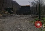 Image of Abandoned coal mine Aliquippa Pennsylvania USA, 1970, second 10 stock footage video 65675036735