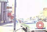 Image of City Street Gary Indiana USA, 1970, second 3 stock footage video 65675036739