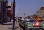 Image of City Street Gary Indiana USA, 1970, second 12 stock footage video 65675036739