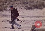 Image of fisherman Gary Indiana USA, 1970, second 12 stock footage video 65675036741