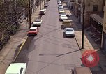 Image of neighborhood near steel mill Aliquippa Pennsylvania USA, 1970, second 1 stock footage video 65675036743