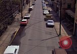 Image of neighborhood near steel mill Aliquippa Pennsylvania USA, 1970, second 2 stock footage video 65675036743