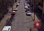 Image of neighborhood near steel mill Aliquippa Pennsylvania USA, 1970, second 3 stock footage video 65675036743