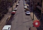 Image of neighborhood near steel mill Aliquippa Pennsylvania USA, 1970, second 4 stock footage video 65675036743