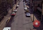 Image of neighborhood near steel mill Aliquippa Pennsylvania USA, 1970, second 6 stock footage video 65675036743