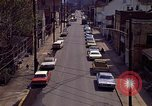 Image of neighborhood near steel mill Aliquippa Pennsylvania USA, 1970, second 9 stock footage video 65675036743