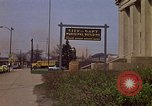 Image of municipal building Gary Indiana USA, 1970, second 2 stock footage video 65675036746