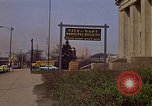 Image of municipal building Gary Indiana USA, 1970, second 3 stock footage video 65675036746