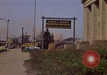 Image of municipal building Gary Indiana USA, 1970, second 4 stock footage video 65675036746