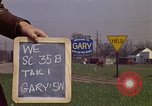 Image of Welcome to Gary Indiana Gary Indiana USA, 1970, second 2 stock footage video 65675036748
