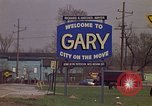 Image of Welcome to Gary Indiana Gary Indiana USA, 1970, second 10 stock footage video 65675036748