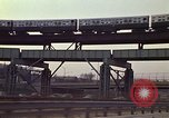 Image of highway near Chicago Illinois Chicago Illinois USA, 1970, second 12 stock footage video 65675036750