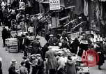 Image of Jewish festival New York United States USA, 1932, second 10 stock footage video 65675036756