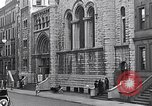 Image of St Andrews church welcomes Jewish Synagogue New York City USA, 1934, second 2 stock footage video 65675036759