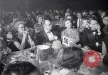 Image of Democratic Party dinner Washington DC USA, 1960, second 8 stock footage video 65675036766