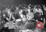 Image of Democratic Party dinner Washington DC USA, 1960, second 9 stock footage video 65675036766