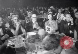Image of Democratic Party dinner Washington DC USA, 1960, second 10 stock footage video 65675036766
