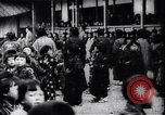 Image of presentation by school children Japan, 1900, second 9 stock footage video 65675036776