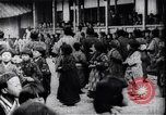 Image of presentation by school children Japan, 1900, second 11 stock footage video 65675036776