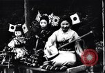 Image of women dance and play music Japan, 1900, second 6 stock footage video 65675036779