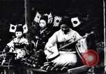 Image of women dance and play music Japan, 1900, second 7 stock footage video 65675036779