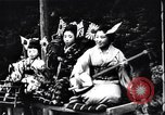 Image of women dance and play music Japan, 1900, second 8 stock footage video 65675036779
