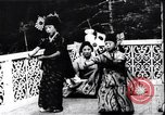 Image of women dance and play music Japan, 1900, second 10 stock footage video 65675036779