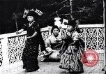 Image of women dance and play music Japan, 1900, second 11 stock footage video 65675036779
