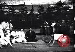 Image of martial arts training Japan, 1900, second 1 stock footage video 65675036780