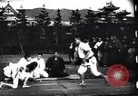 Image of martial arts training Japan, 1900, second 2 stock footage video 65675036780