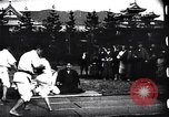 Image of martial arts training Japan, 1900, second 3 stock footage video 65675036780