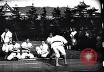 Image of martial arts training Japan, 1900, second 7 stock footage video 65675036780