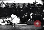 Image of martial arts training Japan, 1900, second 10 stock footage video 65675036780