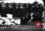 Image of martial arts training Japan, 1900, second 11 stock footage video 65675036780