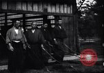 Image of archers practicing Japan, 1900, second 2 stock footage video 65675036781