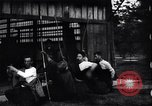 Image of archers practicing Japan, 1900, second 6 stock footage video 65675036781