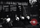 Image of archers practicing Japan, 1900, second 9 stock footage video 65675036781