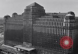 Image of Merchandise Mart of Chicago in mid 1960s Chicago Illinois USA, 1965, second 6 stock footage video 65675036790
