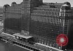 Image of Merchandise Mart of Chicago in mid 1960s Chicago Illinois USA, 1965, second 7 stock footage video 65675036790