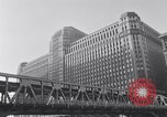 Image of Merchandise Mart of Chicago in mid 1960s Chicago Illinois USA, 1965, second 12 stock footage video 65675036790