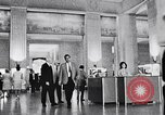 Image of shopping mall Chicago Illinois USA, 1965, second 5 stock footage video 65675036791