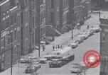 Image of Chicago neighborhood in mid 1960s Chicago Illinois USA, 1965, second 10 stock footage video 65675036794