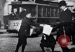 Image of Broadway trolley car in Manhattan United States USA, 1905, second 9 stock footage video 65675036799