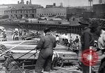 Image of immigrants working in America United States USA, 1910, second 4 stock footage video 65675036801