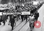 Image of The Bonus Army in Washington DC United States USA, 1932, second 1 stock footage video 65675036812