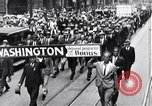 Image of The Bonus Army in Washington DC United States USA, 1932, second 2 stock footage video 65675036812