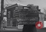 Image of Wright brothers' bike shop Dayton Ohio USA, 1951, second 1 stock footage video 65675036835