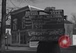 Image of Wright brothers' bike shop Dayton Ohio USA, 1951, second 3 stock footage video 65675036835