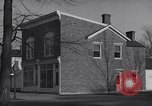 Image of Wright brothers' bike shop Dayton Ohio USA, 1951, second 10 stock footage video 65675036835
